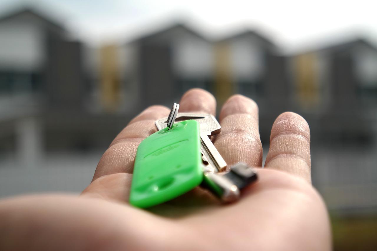 new build property market